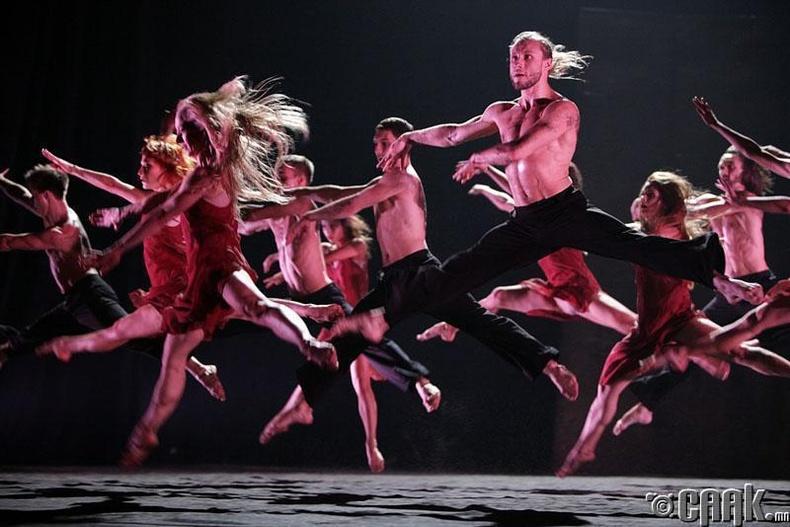 """Стравины """"балет"""""""