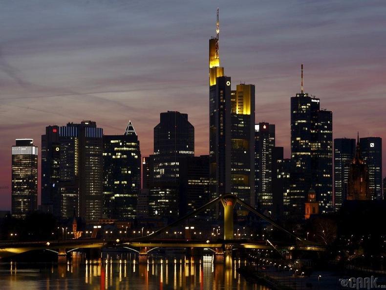Германы Франкфурт хот