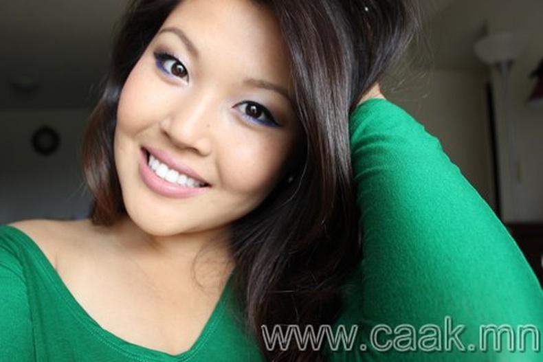 Монголын үзэсгэлэнт охид (100 фото) №123