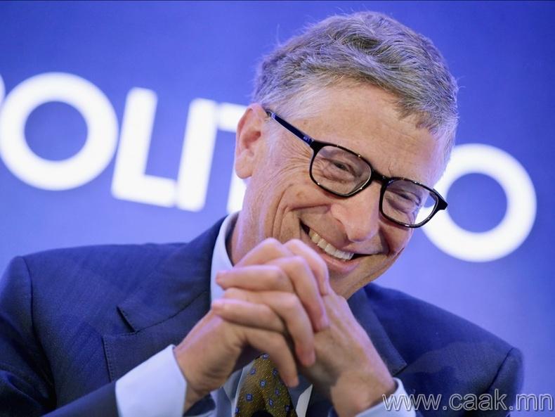 Билл Гейтс (Bill Gates)