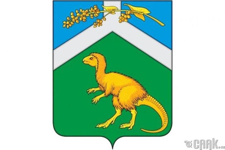Орос, Чернышевын дүүрэг