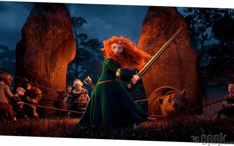 """Brave"", 2013"