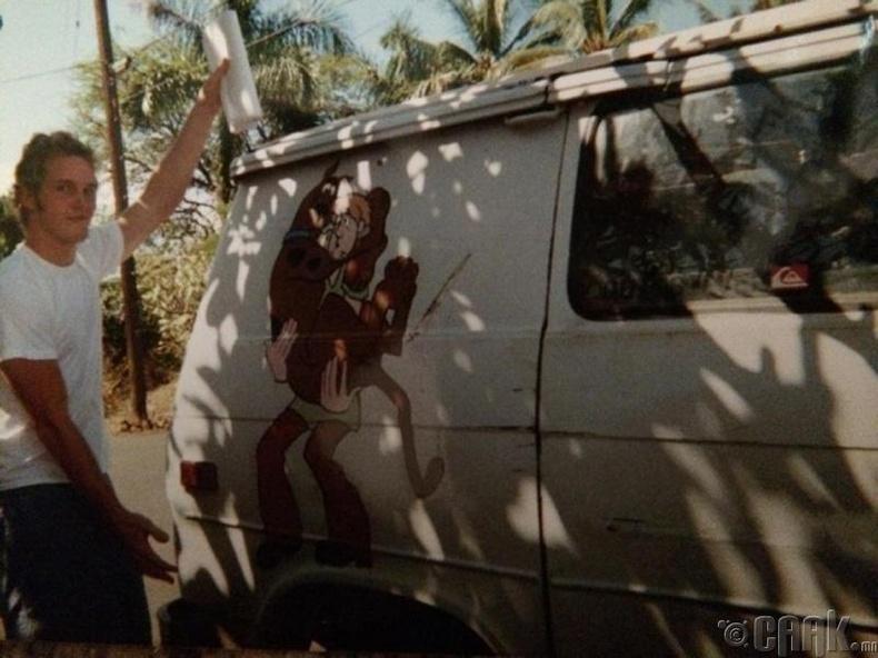 Крис Пратт (Chris Pratt)