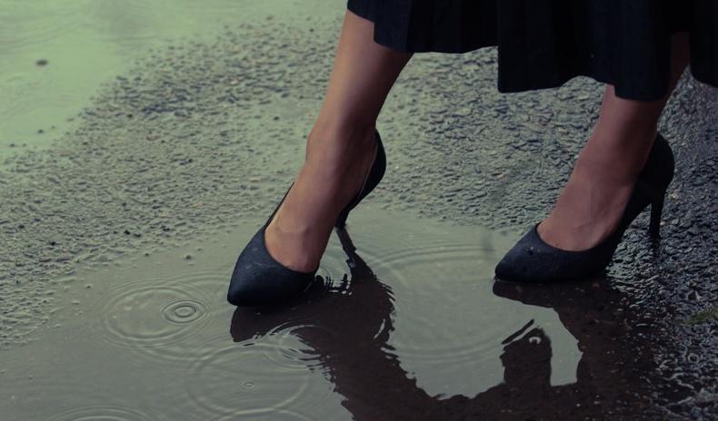 Улаанбаатарын бороотой өдрүүд гэрэл зурагчин А.Баттулгын дуранд...