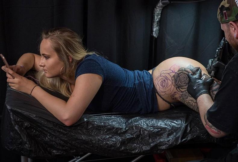 """""""Great British Tattoo Show"""" буюу шивээсэнд дурлагсдын баяр"""