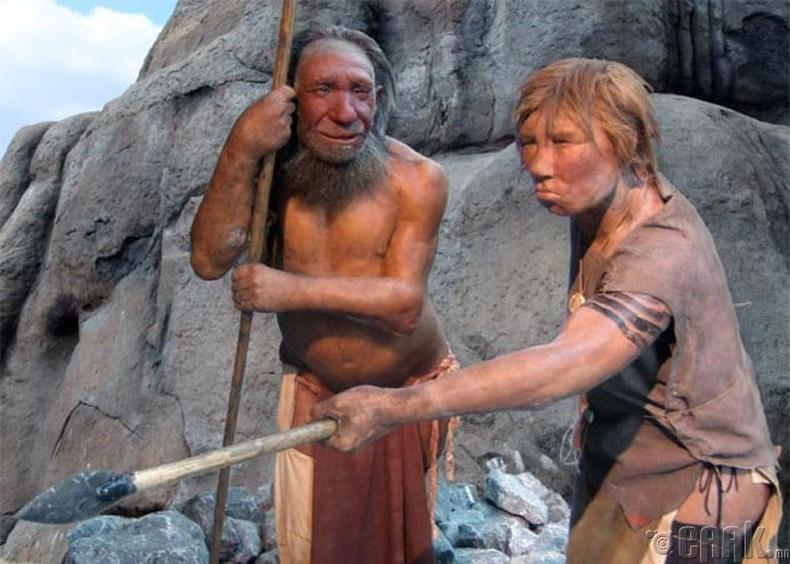 Неандертальчууд