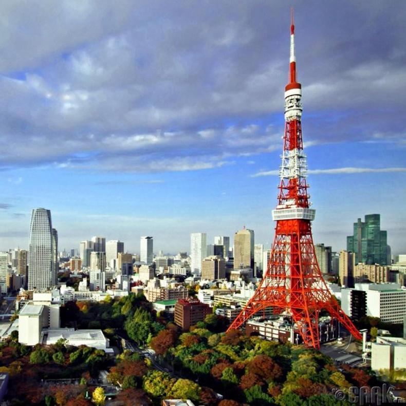 Токио бол дэлхийн хамгийн аюулгүй их хот