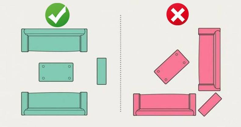 Зочны өрөөний тавилгаа хэрхэн зөв байрлуулах вэ?