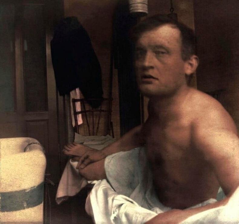 Норвегийн уран зураач Эдуард Мунк сэтгэл мэдрэлийн эмнэлэгт эмчлүүлэх үе, 1905 он