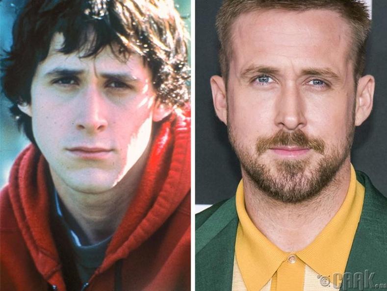Райан Гослинг (Ryan Gosling) - Одоо 38 настай