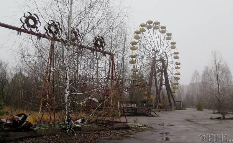 Чернобилийн гамшиг