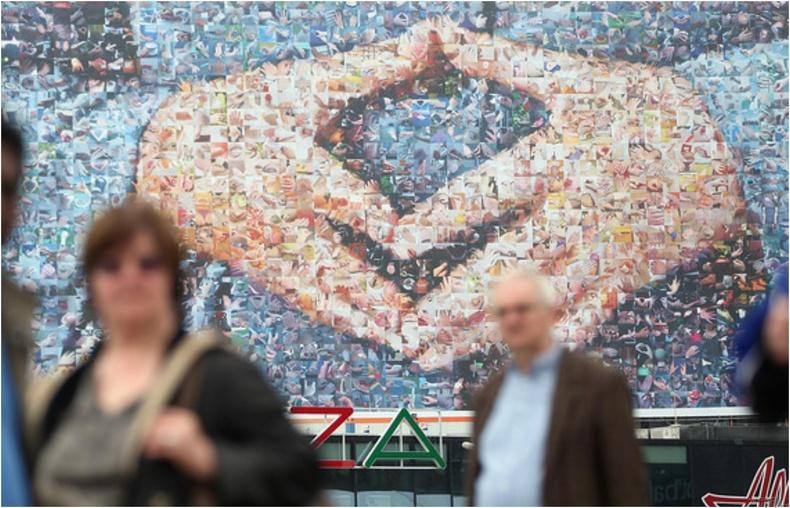 """Меркел-ийн алдарт """"диамонд"""" буюу алмаз гарын хөдөлгөөн нь маш их түүх, утга учрыг агуулдаг."""