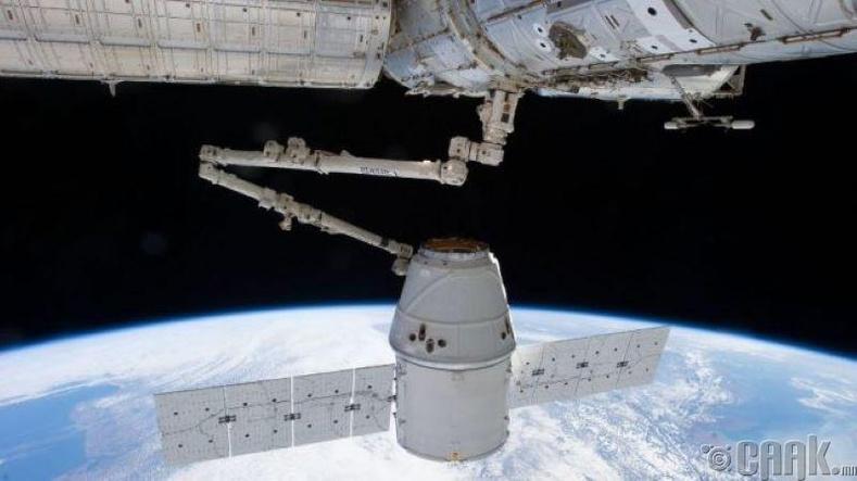 SpaceX яагаад сансрын интернетийг сонирхох болов?