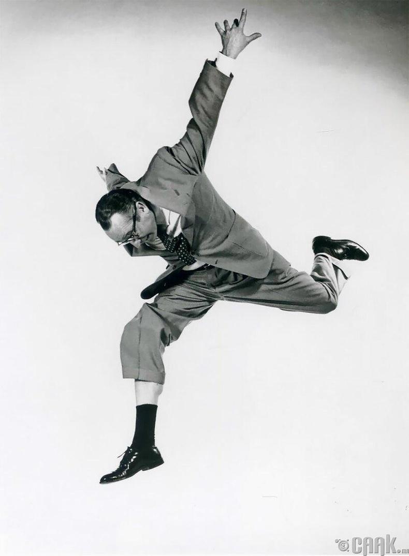 Харолд Ллойд, 1953 он