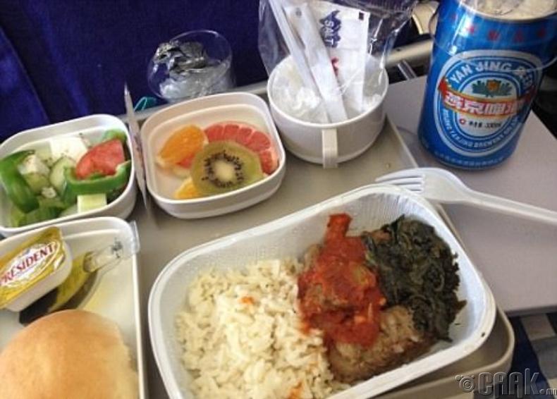 """""""Air China""""-гийн энгийн зэрэглэл"""