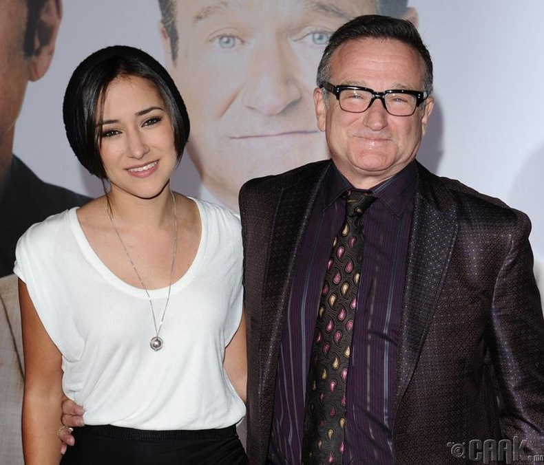 Зелда Уилльямс (Zelda Williams)