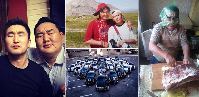 Монгол элдэв зураг (50 фото) №53