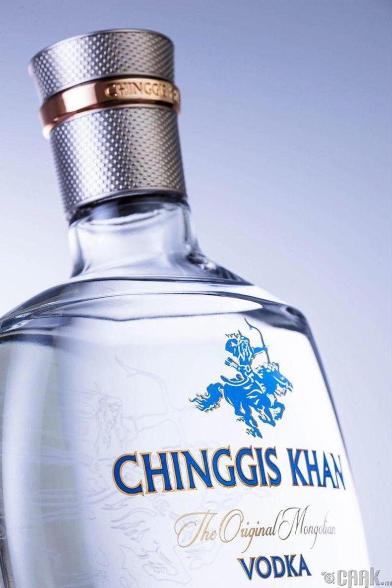 Чингис хаан архи