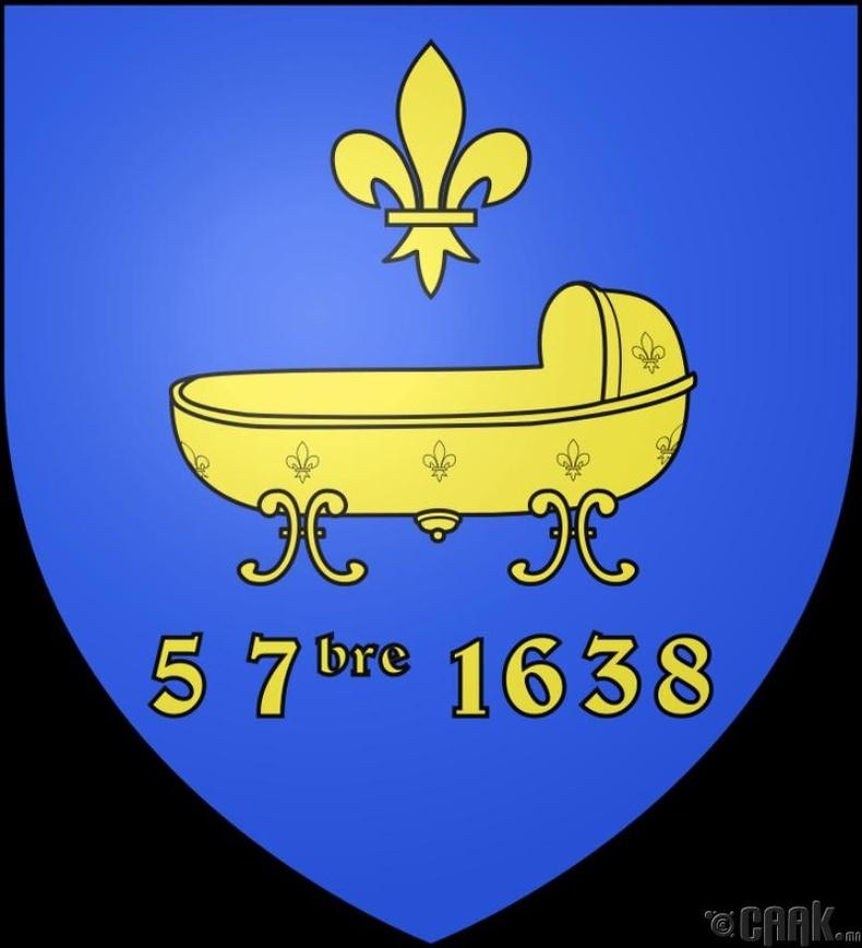 Франц, Сен-Жермен-ан-Ле