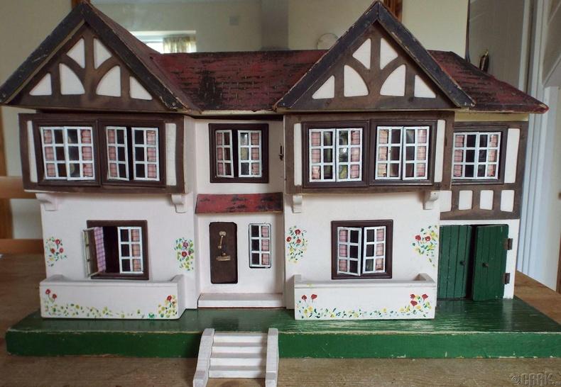 Хүүхэлдэйн байшин үүссэн түүх