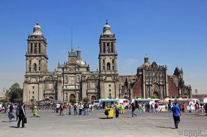 Мексик - 2.81 триллион доллар