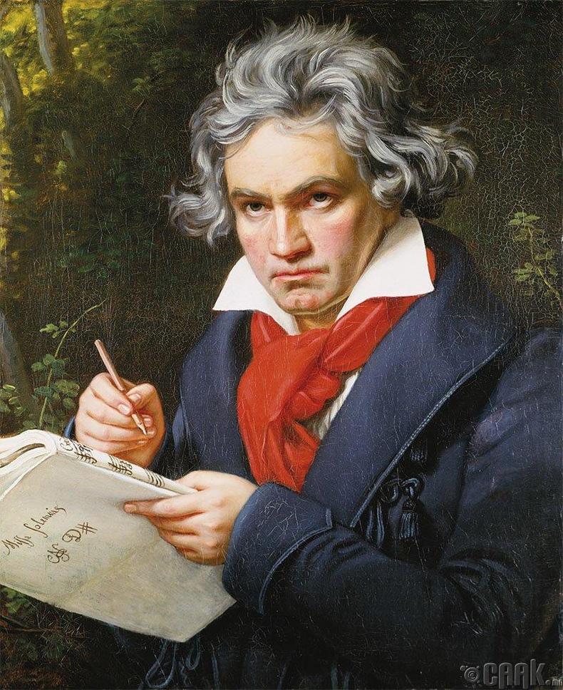 Людвиг ван Бетховен - Агуу хөгжмийн зохиолч