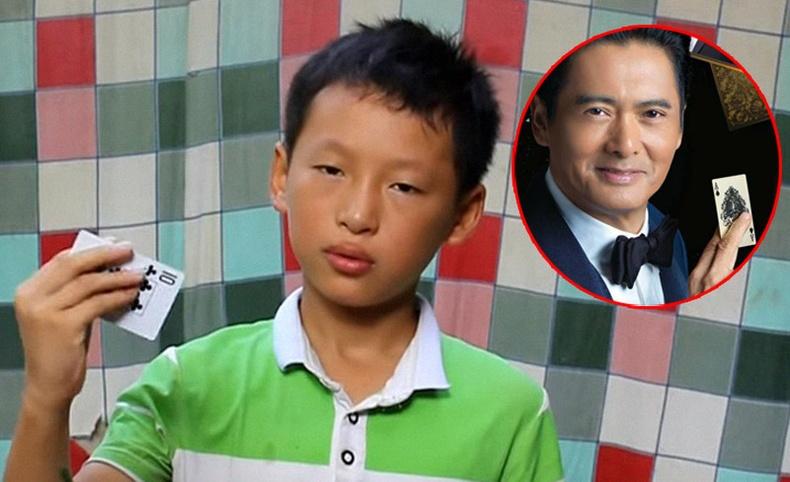 """Хятадуудыг бишрүүлж буй """"хөзрийн хаан"""" хүү"""