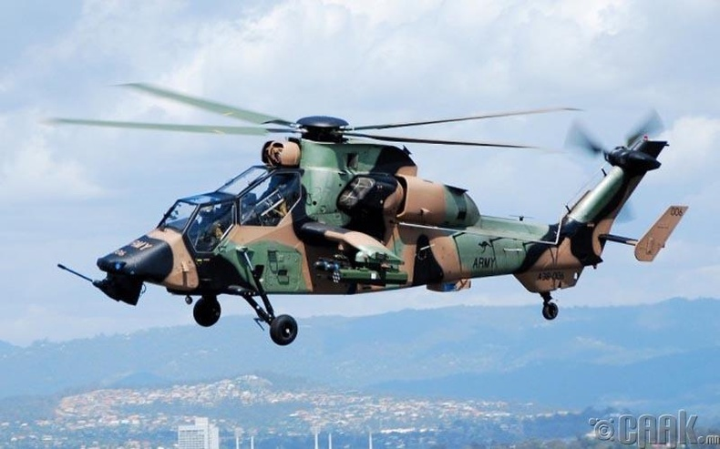 """Eurocopter Tiger"""