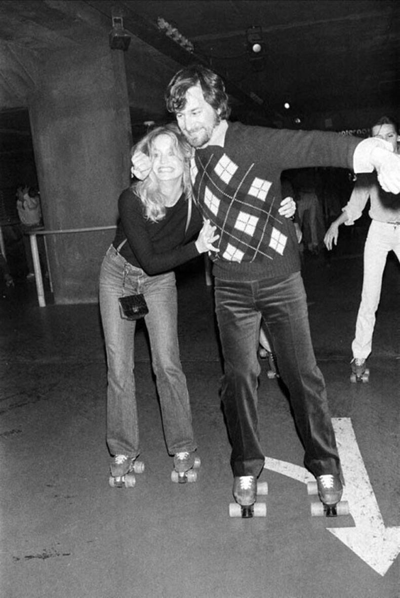 Стивен Спилберг, Голди Хоун нар роликоор гулгаж буй нь, 1980