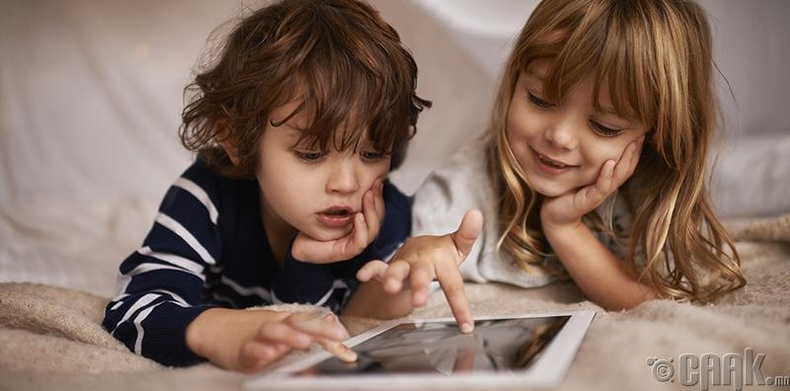 Телевиз, гар утас, компьютер үзэх цагийг нь багасга