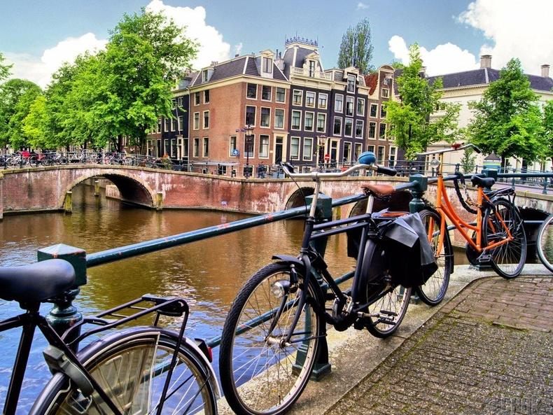 Недерландын Амстердам хот