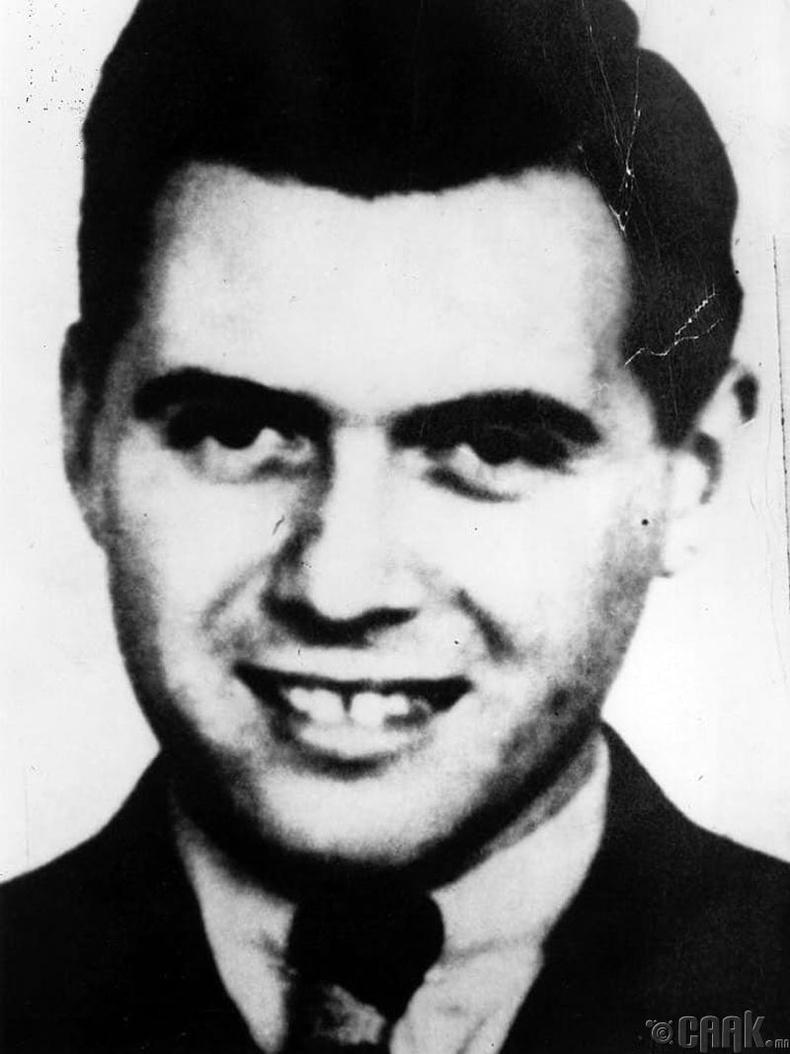 Иозеф Менгеле (Josef Mengele)-ийн туршилт