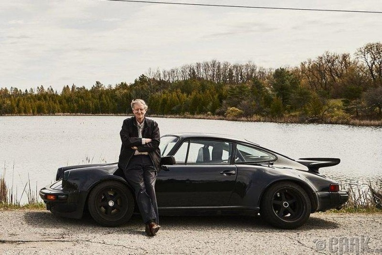 "Билл Макичерн, ""Porsche 911 Turbo"""