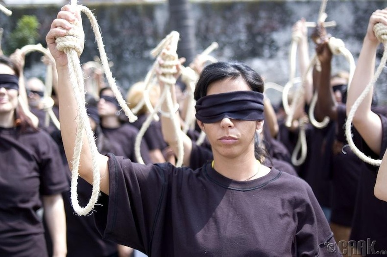 Өршөөлгүй ялын систем