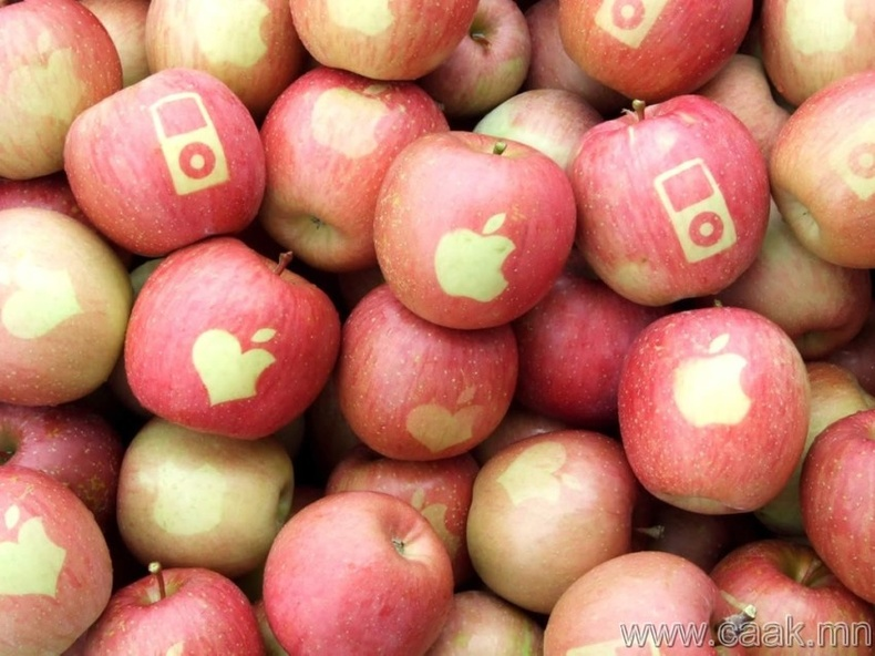"""""""Apple""""-ийн жинхэнэ үнэр"""