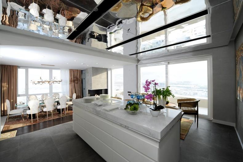 """""""Luxury king tower apartment""""-ыг цогцлоосон дэлхийн брэндүүд"""