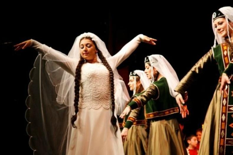 Армен: Үндэсний бүжиг