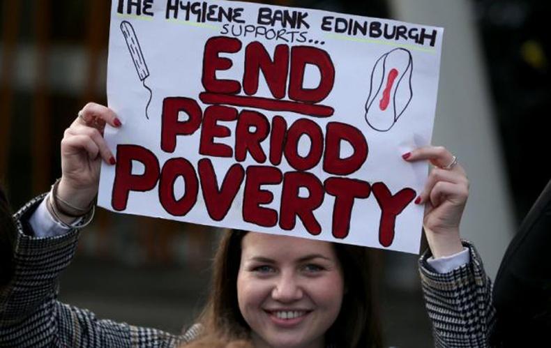 Шотланд улс эмэгтэйчүүдийн ариун цэврийн хэрэглэлийг үнэгүй болгожээ