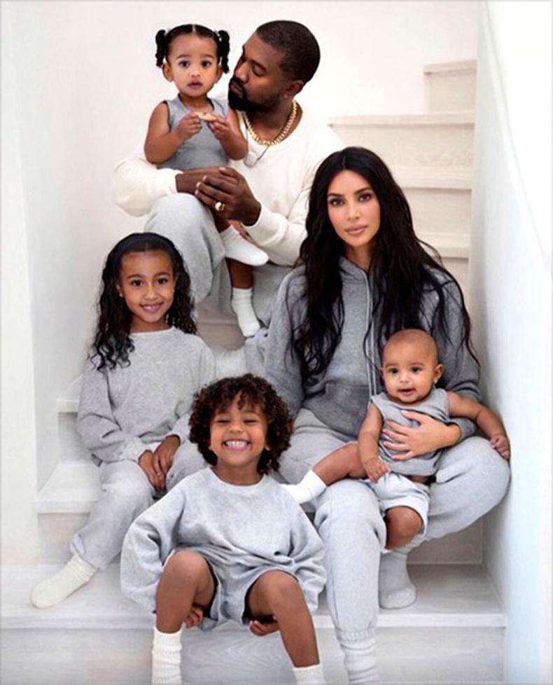 Ким Кардашиан ба Канье Уэст (Kim Kardashian and Kanye West)