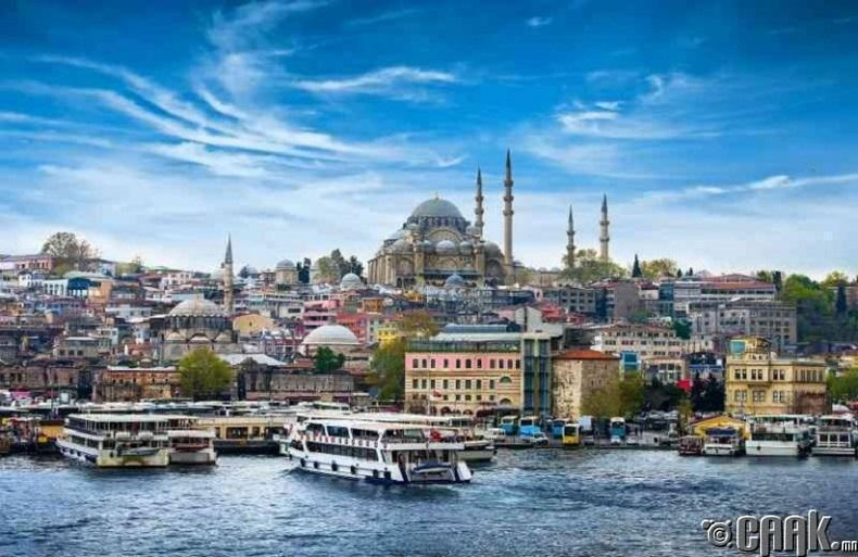 Турк - Анкара
