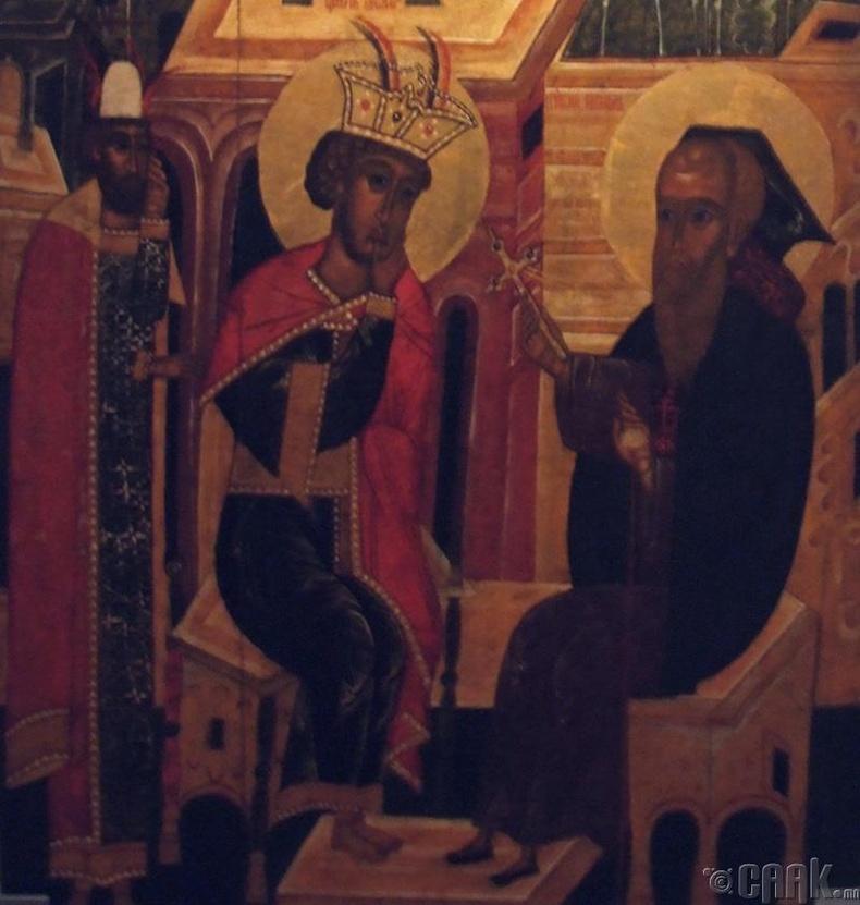 Будда яаж Христийн гэгээнтэн болсон бэ?