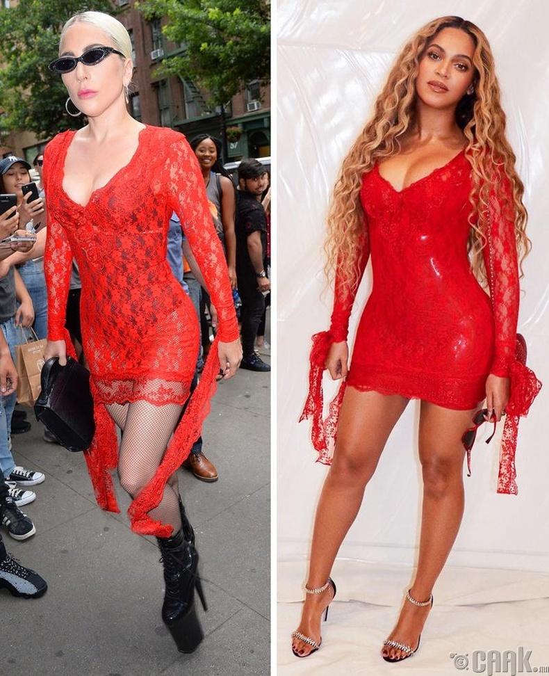 Лэди Гага, Бейонсе (Lady Gaga and Beyoncé)