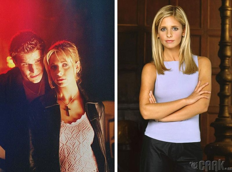 "Баффи Саммерс  ""Buffy the Vampire Slayer"""