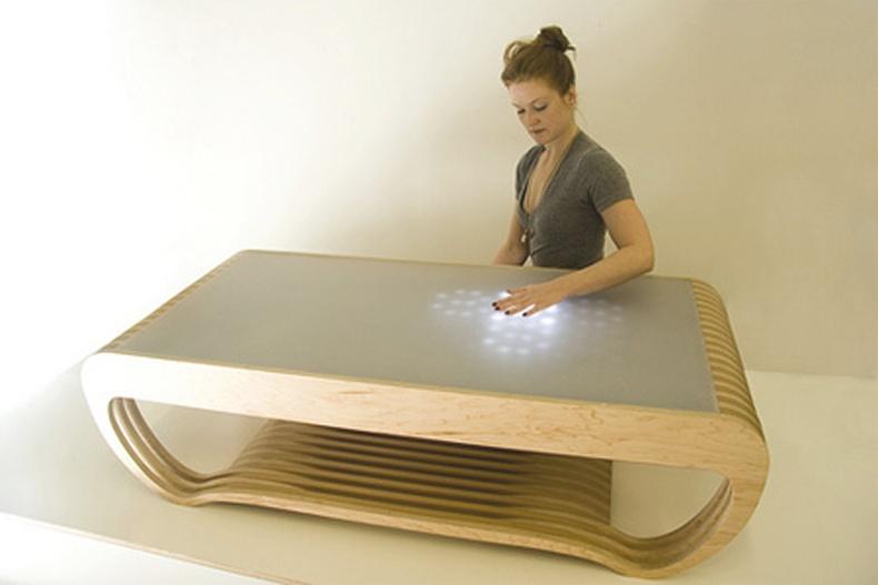 Хамгийн этгээд дизайнтай ширээнүүд