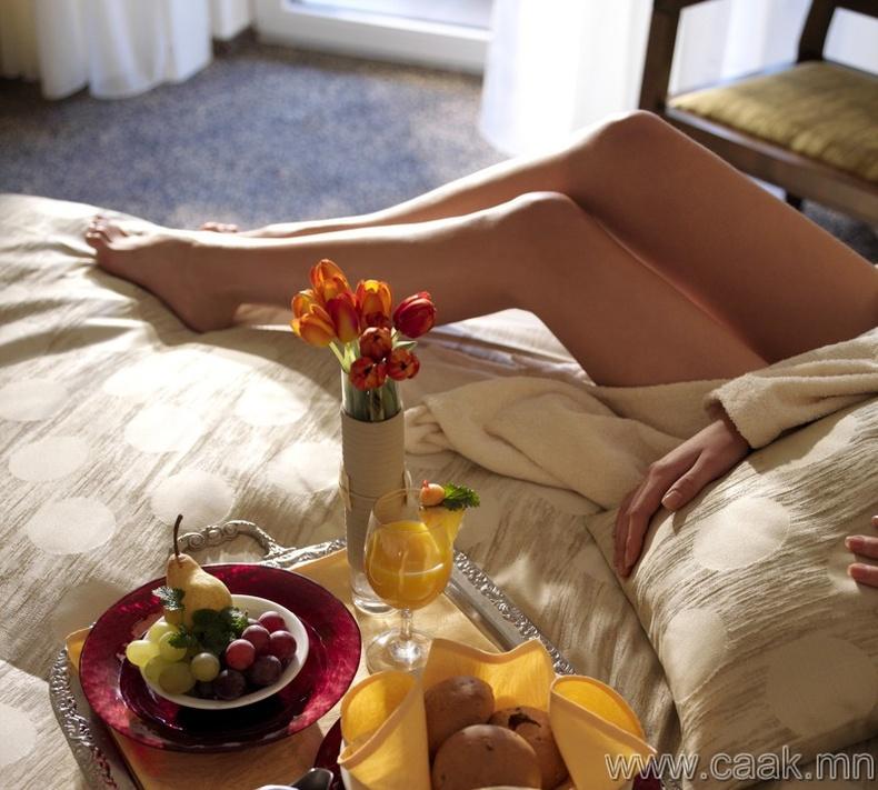 Романтик өглөөний цай: