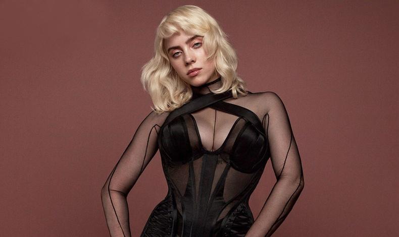 """Билли Айлиш """"Vogue"""" сэтгүүлийн нүүрийг шинэ өнгө төрхөөрөө чимэв"""