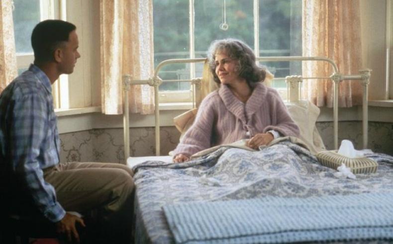 Том Хэнкс болон Салли Филд («Forrest Gump», 1994)