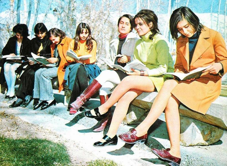 1960-аад оны Афганистан улс ийм байжээ