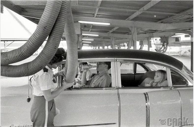 Гадуур машины агааржуулагч
