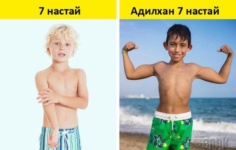 Хүүхдийн эрүүл өсөлт хөгжилд амьтны гаралтай бүтээгдэхүүн тустай